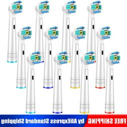 Replacement <font><b>Toothbrush</b></font> Heads for Oral B