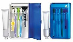 PURSONIC S2 WALL MOUNTABLE PORTABLE UV TOOTHBRUSH SANITIZER