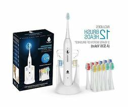 Pursonic S430 High Power Rechargeable Sonic Toothbrush With