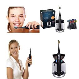 Pursonic S450 Deluxe Plus Sonic Rechargeable Toothbrush with