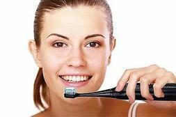 PURSONIC S450 DELUXE PLUS Toothbrush Black