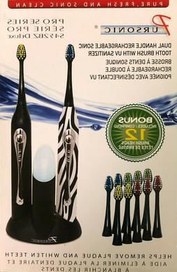s452bz dual handle rechargeable toothbrush
