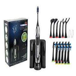 Pursonic S520 Sonic Toothbrush- Includes 20 accessories: 12