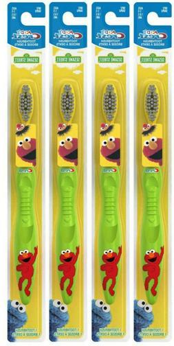 Crest Kid's Sesame Street Toothbrush, Soft - 1 ea