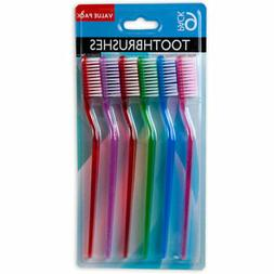 Set of 12 Bulk Lot Deluxe Toothbrush Set