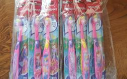 Kids Toothbrush, 6-Pack Colgate Bunny Toothbrushes For Child
