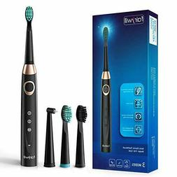 Fairywill Sonic Electric Toothbrush Rechargeable for Adults
