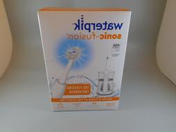 Waterpik Sonic-Fusion The Flossing Toothbrush White Model SF