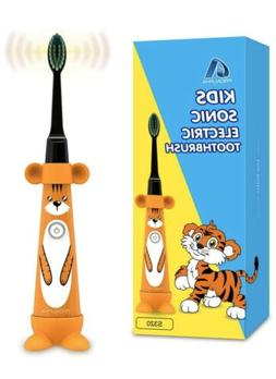 Sonic Kids Electric Toothbrushes For Toddlers,Childrent Powe