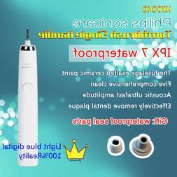 Philips sonicare DiamondClean toothbrush Single handle HX933