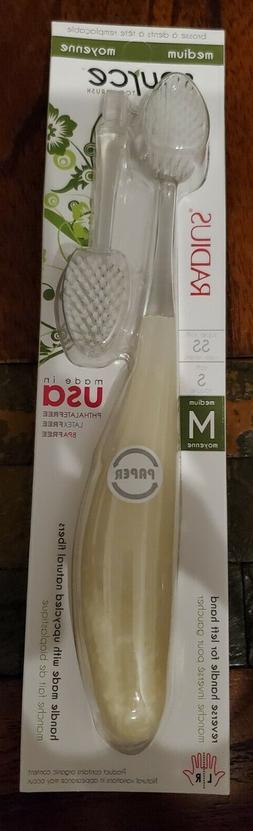 Radius Source Toothbrush - Medium