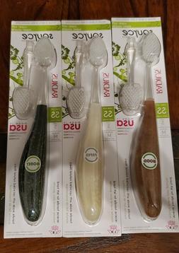 Radius Source Toothbrush - Super Soft - 3 Brushes