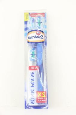 Spinbrush Sonic Pulse Powered Toothbrush