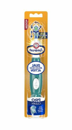 ARM & HAMMER Spinbrush Pro Series Daily Clean Powered Toothb