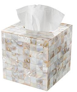 Creative Scents Square Tissue Holder – Decorative Tissue B