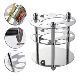Stainless Steel Toothbrush Holder Toothpaste Razor Stand Bat