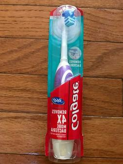 Colgate Toothbrush, 360 Whole Mouth Clean, Soft 1 ct