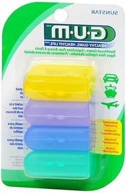 Butler Gum Toothbrush Anti-Bacterial Covers - 152RA, 743377