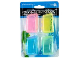 Toothbrush Covers Set - Pack of 72