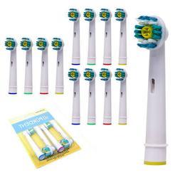 12 Pürdent Toothbrush Heads Replacement Brush For Braun Ora
