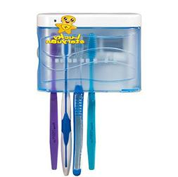 Luckystaryuan Toothbrush Holders Sanitizer Sterilizer Zero G