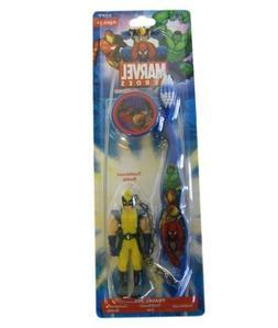 Dr. Fresh Toothbrush Travel Kit - Marvel Heroes