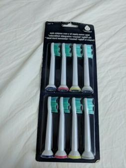 Pursonic Toothbrush Replacement Heads New Pack Of 8 PSRB-8
