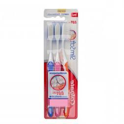 Colgate Toothbrush SLIM SOFT Ultra Soft;2 Get 1 Free* -3 Cou