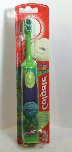 Colgate Trolls Battery Powered KIDS Toothbrush