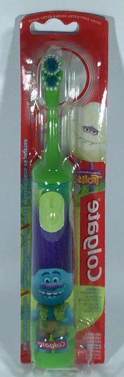 Trolls Kids Battery Powered Toothbrush - Trolls Branch Extra