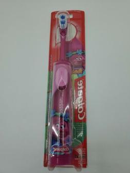 Trolls Purple Hair Power Toothbrush -Colgate- Extra Soft Bri