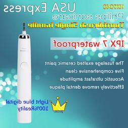 USA express Philips sonicare DiamondClean toothbrush Single