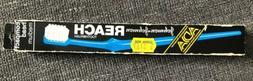 Vintage Johnson & Johnson Reach Brand Toothbrush Medium 5 Co
