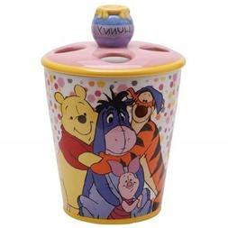 Walt Disney Winnie the Pooh Best Friends Ceramic Toothbrush