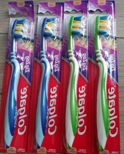 Colgate Wave ZigZag Full Head Soft Toothbrush Soft Full 1 ea
